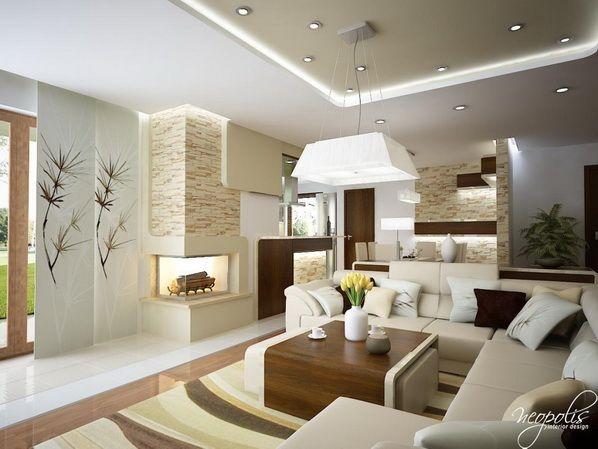 Salas modernas 6