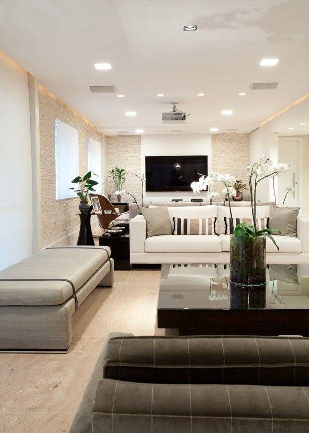 Salas modernas 7