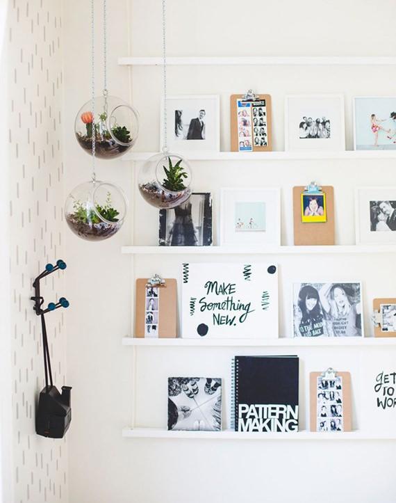 decoração com foto na parede 2