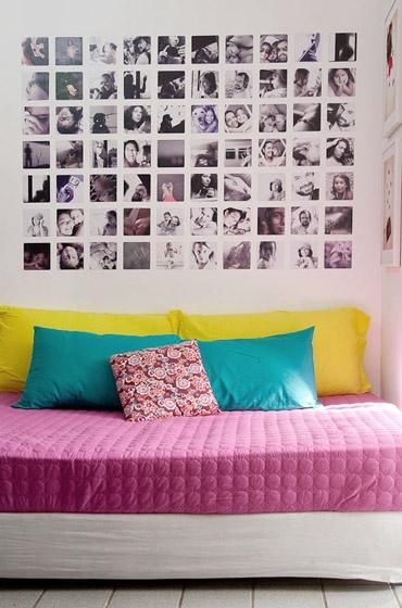 decoração com foto na parede 5