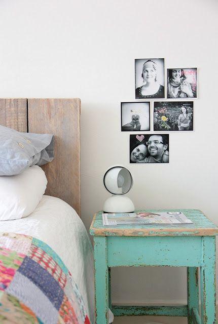 decoração com foto na parede 9