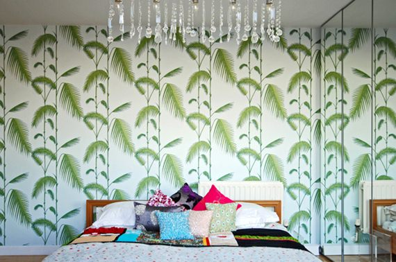 Como montar uma decoração tropical 4