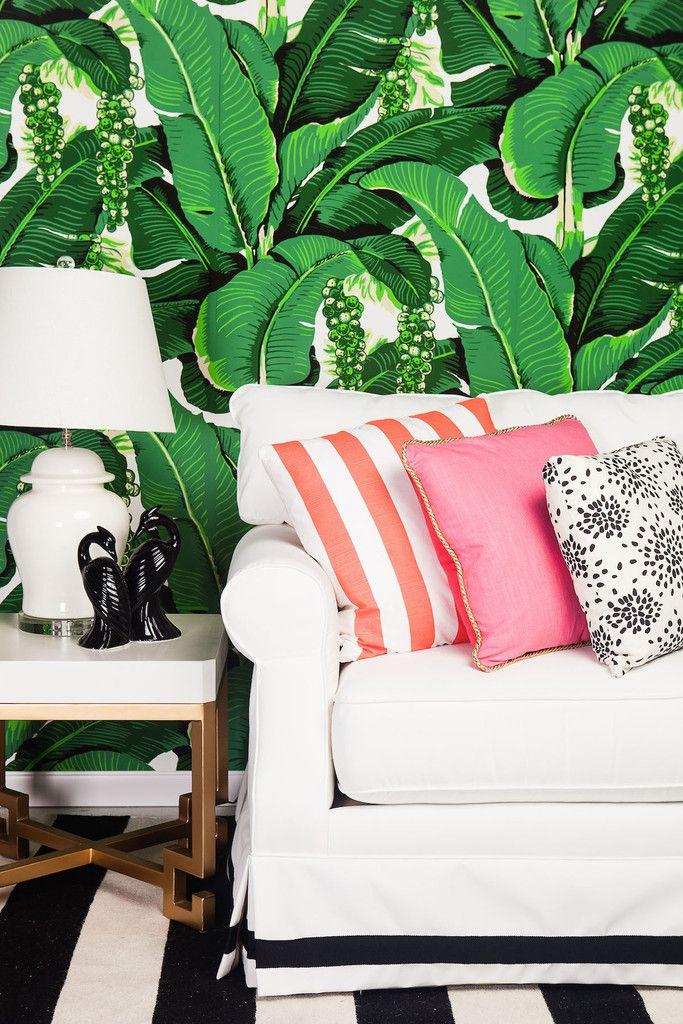 Como montar uma decoração tropical