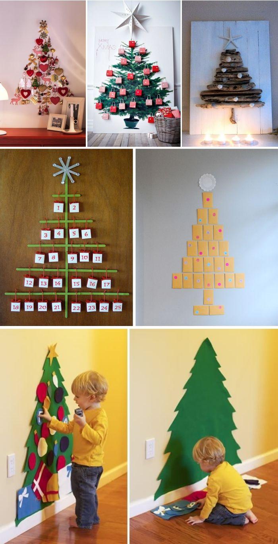 Decoração de natal simples e barata 2