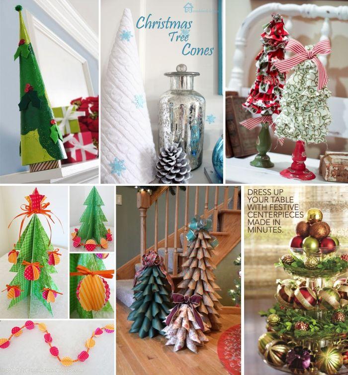 Decoraç u00e3o de natal simples e barata -> Decoração De Natal Simples Escola