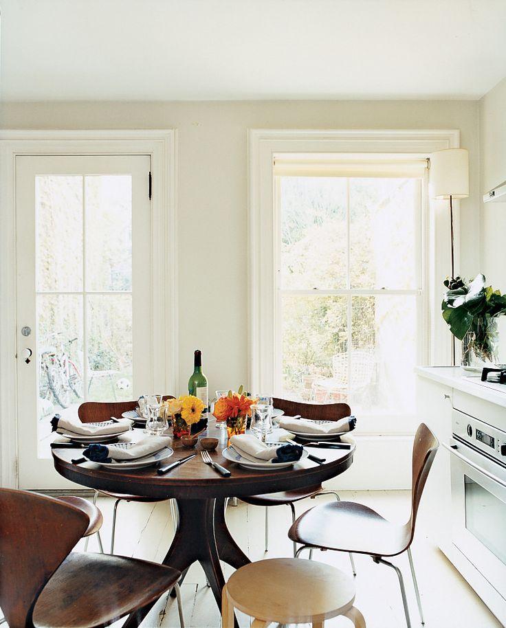 Sala De Jantar Bem Pequena ~ Decoração de sala de jantar pequena 2