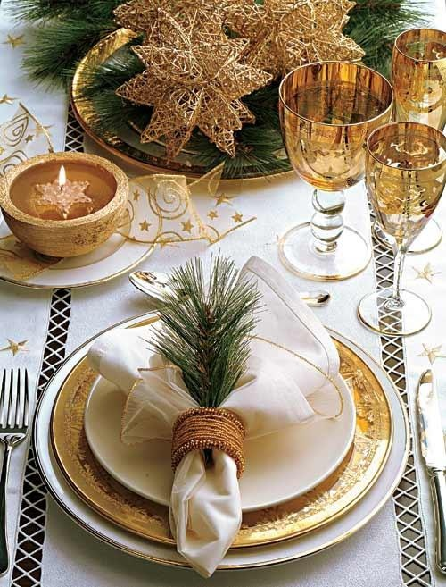 Decoração para o Ano Novo 7
