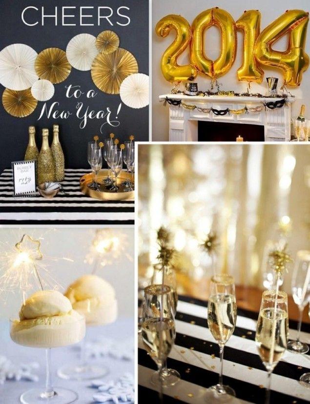 Decoração para o Ano Novo 8