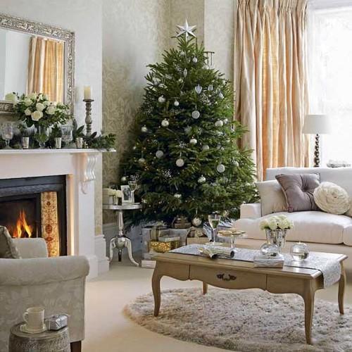 Decorar árvore de Natal 5