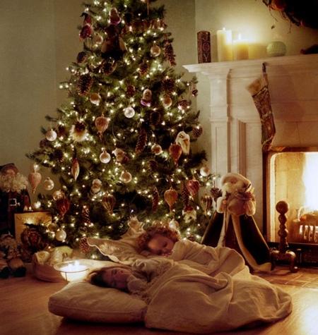 Decorar árvore de Natal 6