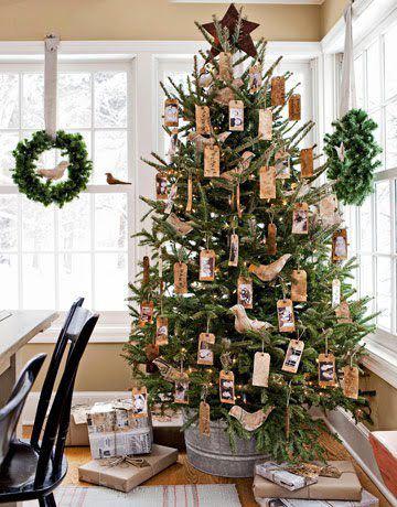 Decorar árvore de Natal 7