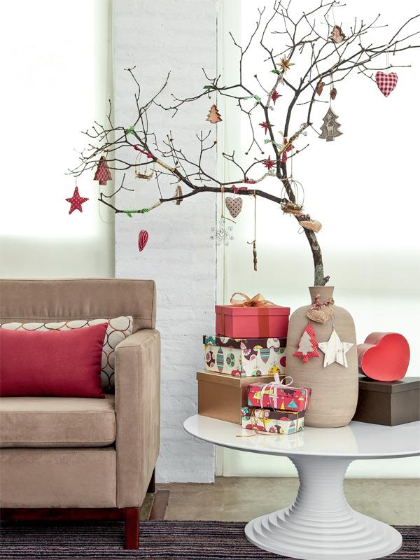 Decorar árvore de Natal 8