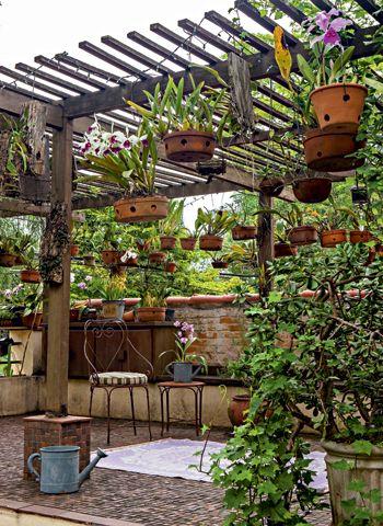 Jardins suspensos 10