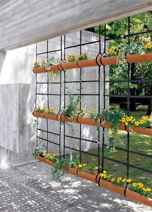 Jardins suspensos 9