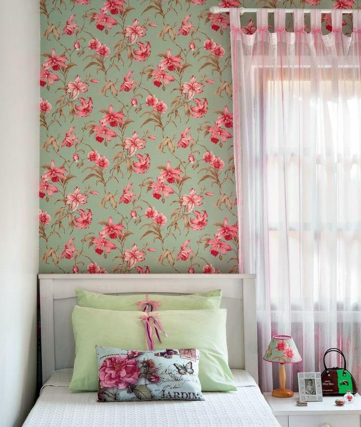 Papel de parede na decoração 2