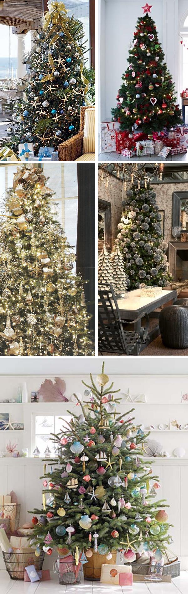 decorar árvore de natal 3