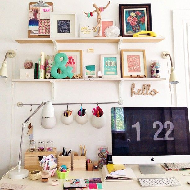 organizar o home office 7