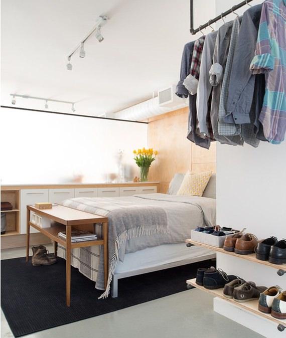 Como decorar os pés da cama 4
