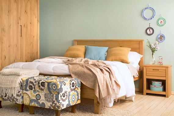 Como decorar os pés da cama 6