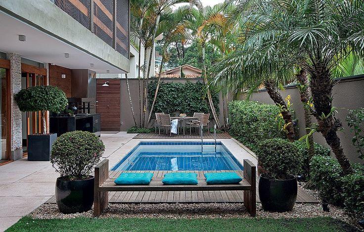 Como ter uma piscina em casa 7