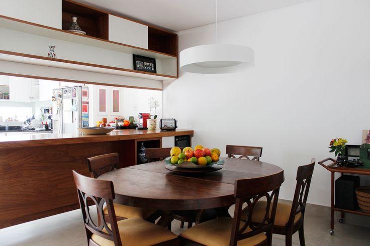 Cozinha com passa-prato 9