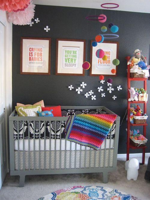 Dicas para decorar o quarto do bebê 10