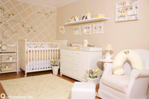 Dicas para decorar o quarto do bebê 11
