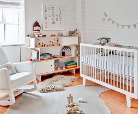 Dicas para decorar o quarto do bebê 12