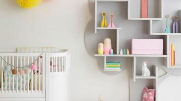 Dicas para decorar o quarto do bebê