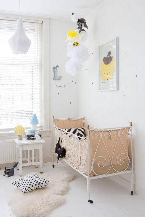 Dicas para decorar o quarto do bebê 4