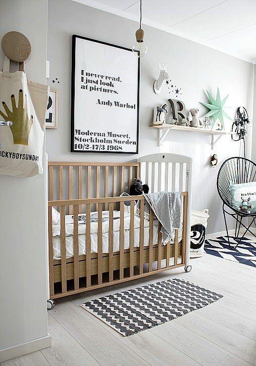 Dicas para decorar o quarto do bebê 6
