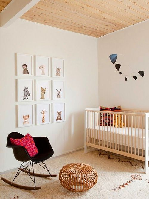 Dicas para decorar o quarto do bebê 7