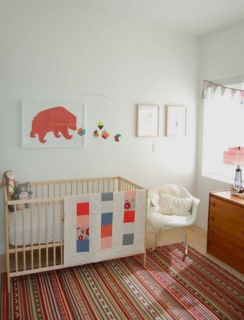 Dicas para decorar o quarto do bebê 8