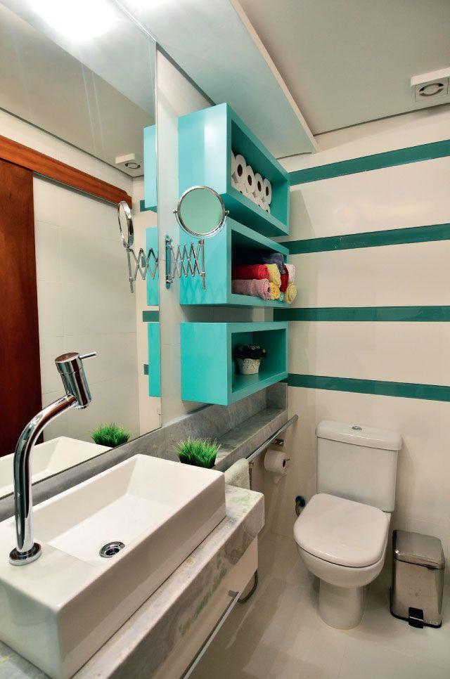 Dicas para organizar o banheiro 2