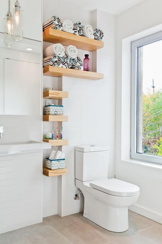Dicas para organizar o banheiro 3