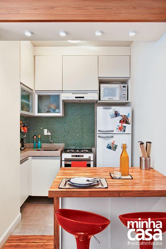 Otimizar espaço na cozinha 10