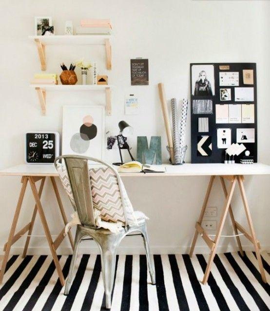 Cavaletes para decorar 6