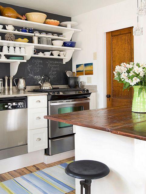 Cozinha sem armário 4