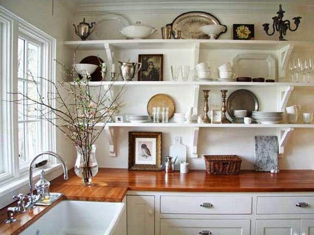 Cozinha sem armário 7