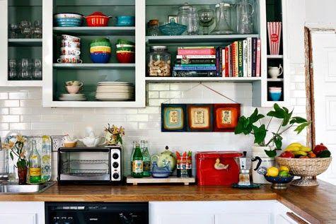 Cozinha sem armário 8