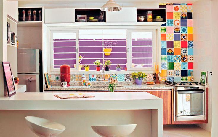 Cozinhas pequenas e inspiradoras 7