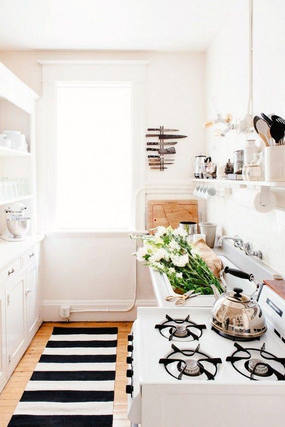 Cozinhas pequenas e inspiradoras 9