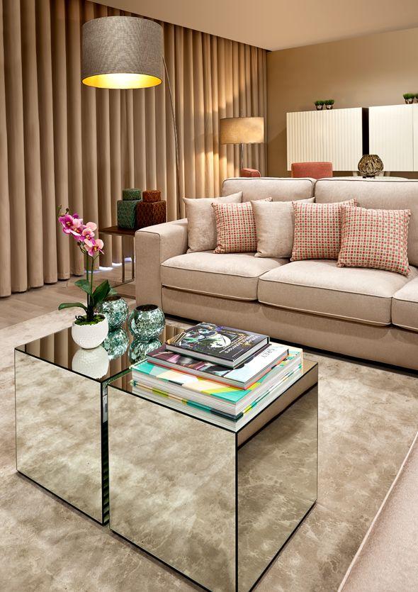 Como montar uma sala confortável 9