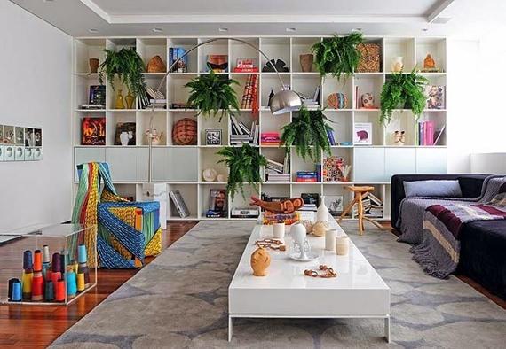 plantas na vertical na decoração 6