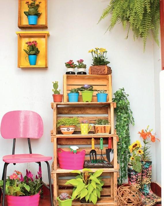 plantas na vertical na decoração 8