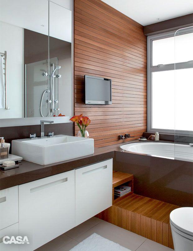 Banheiros pequenos 10