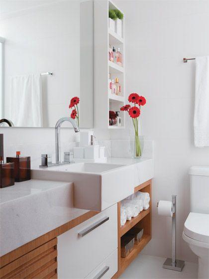 Banheiros pequenos 8