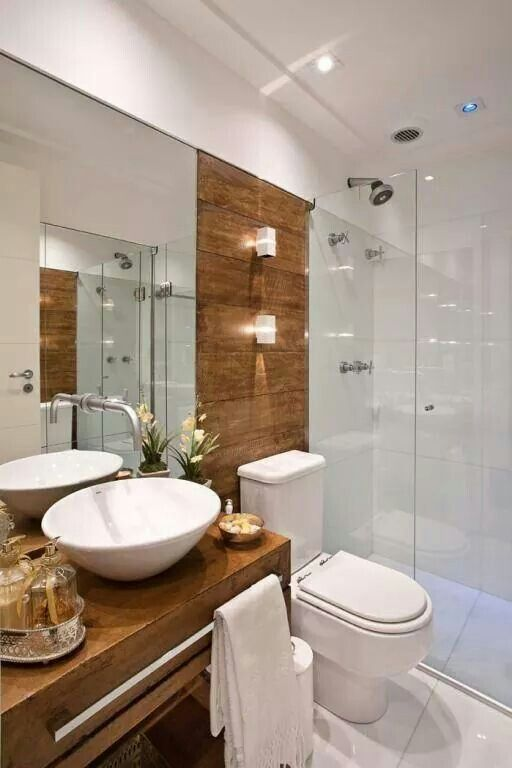 Banheiros pequenos 12