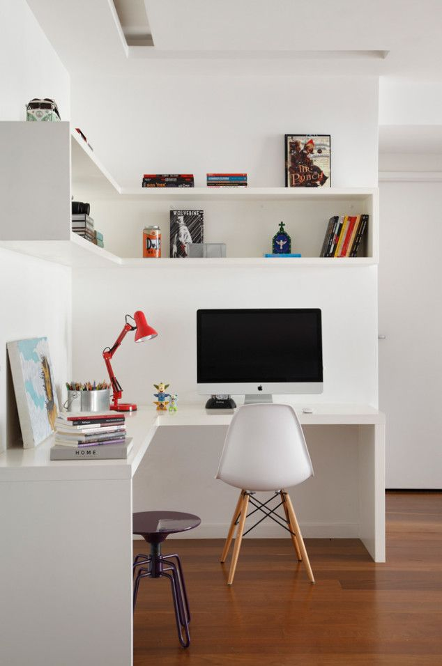 Como decorar o home office 11