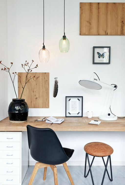 Como decorar o home office 7